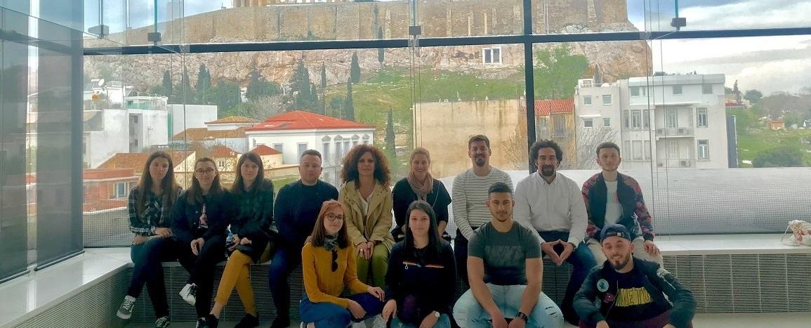Ekspeditë mësimore në Athinë