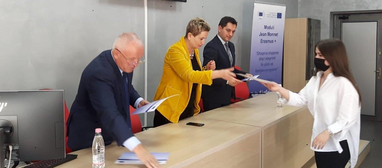 """19-23 tetor 2020 në FHF shkolla verore """"Këndvështrimi i të rinjve të Ballkanit Perëndimor përballë Integrimit në BE"""""""