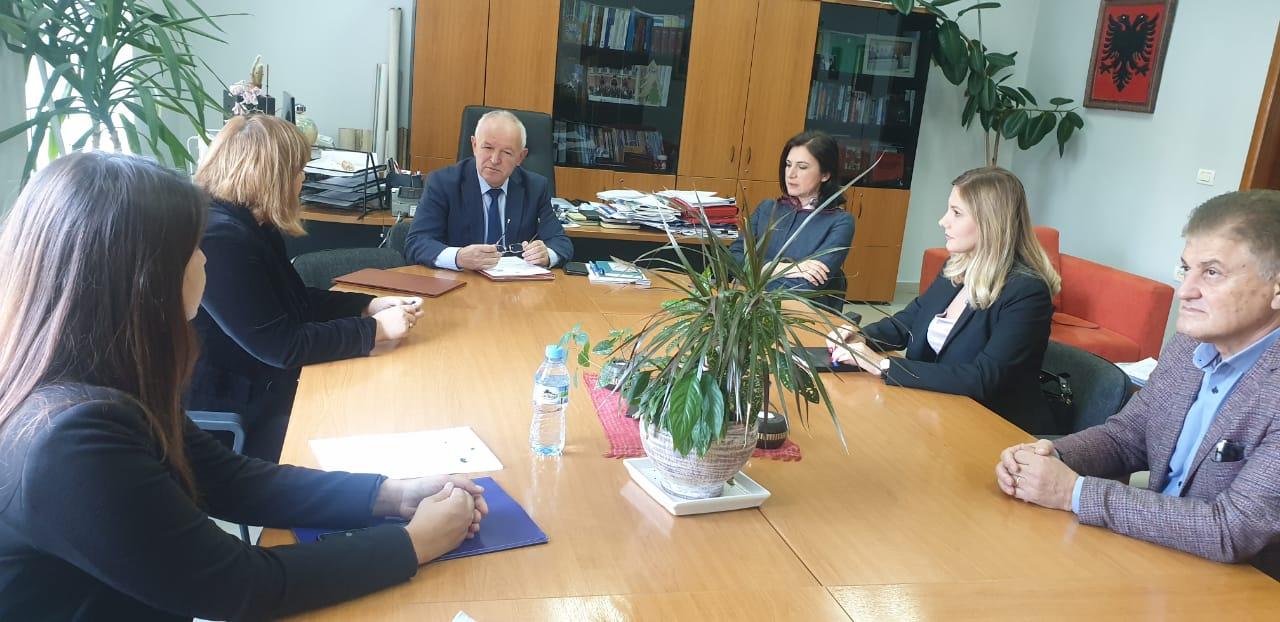 FHF – Memorandum bashkëpunimi Qendrën Kombëtare të Librit për zhvillimin e aktiviteteve të përbashkëta