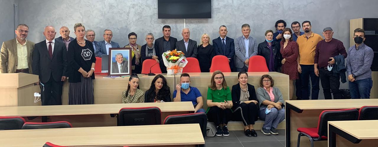 Takim – homazh në përkujtim të Profesor Llambro Filos