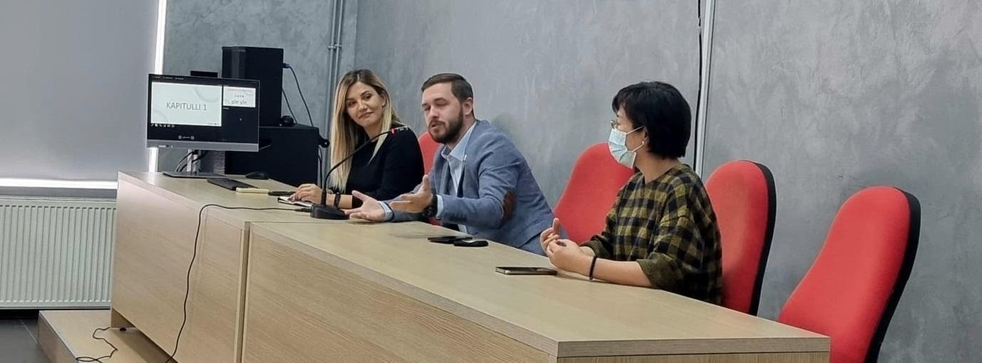 FHF, takim informues për studentët me Institutin Konfuci