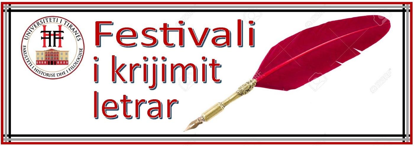 Festivali i krijimit letrar