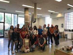 Vizitë studimore në Universitetin Aristoteli të Selanikut