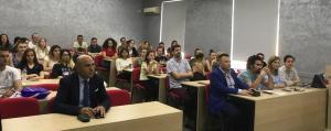 Leksion me rastin e 100 vjetorit të Republikës së Azerbajxhanit