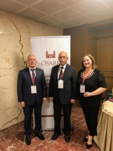 Me Drejtorin e Institutit te Historise ne Turqi Prof. dr. Refik Turan