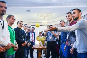 Studentët e FHF vetëpërfaqësohen në konkurs ndërkombëtar projektesh të punësimit të gjelbër