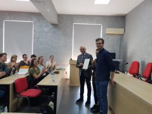 Departamenti i Gjeografisë - Ekspeditë njohëse studimore rajonale dhe leksione të fokusuara në njohuritë për Shqipërinë