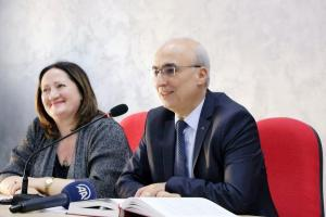 """Promovimi i Fjalorit """"Turqizmat e përbashkëta nĕ gjuhët e Ballkanit"""""""