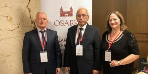 Pedagogë të FHF-së në Kongresin II të Studimeve Osmane OSARK