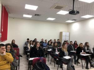 """Nga leksionet e shkollës dimërore """"Lidhjet austro-shqiptare"""""""